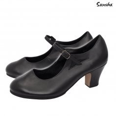 "Sansha ""VALENCIA"" Original flamenco shoes"