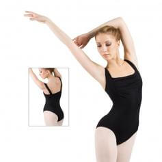 "Sansha Adult "" Marion "" Sleeveless Leotard"