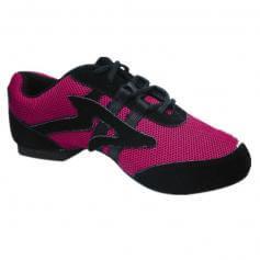"Sansha Adult \""Salsette-1\"" Dance Sneaker"