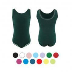 Sansha Child Cotton Tank Leotard