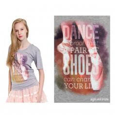 Sugar and Bruno Eliana Shoes Can Change Your Life Oversized Tee