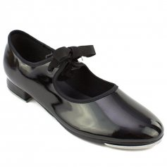 SoDanca TA-35 Child Val Classic Tie Tap Shoes