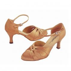 "Stephanie Ladies 2.5"" Heel Ballroom Shoes"