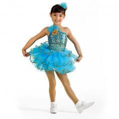 Victoria Dancewear Baby Glam