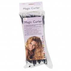Whirl-a-Style Magic Curlers