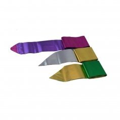 Bi-color Metallic Streamer (Streamer Only)