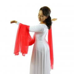 Praise Dance Large chiffon dance drape