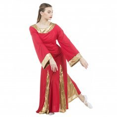 Danzcue Praise Dance Robe Dress