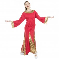 Danzcue Praise Robe Dress