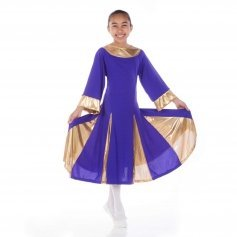Danzcue Child Praise Robe Dress