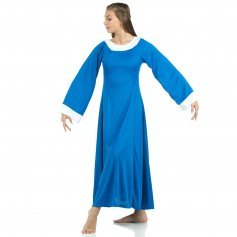 Danzcue Bell Sleeve Dance Dress [WSD109]