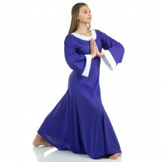 Danzcue Bell Sleeve Dance Dress