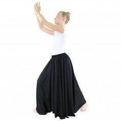 Danzcue Child Long Circle Skirt