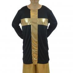 Danzcue Praise Cross Male Inspired Pullover