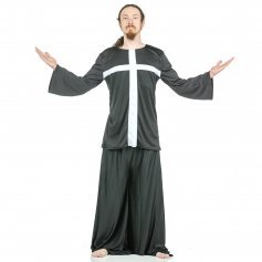 Danzcue Praise Cross Mens Inspired Tunic