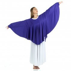 Angel Wing Liturgical Dance Drapey Pullover