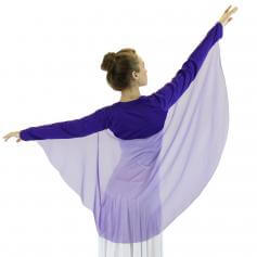 Danzcue Worship Dance Angel Wing Shrug