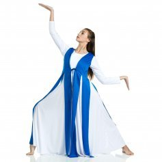 Danzcue Worship Dance Streamer Tunic (Dress not Included)